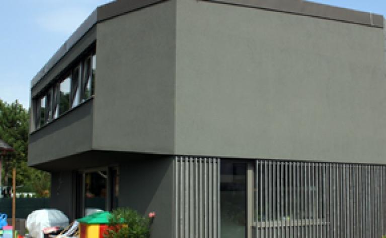Wohn- und Bürogebäude
